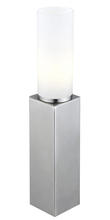 Eglo 86309A - 1X25W Table Lamp w/ Matte Nickel Finish & Opal Frosted Glass