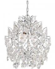 Minka-Lavery 3156-77 - 4 Light Chandelier