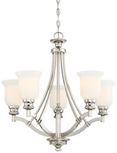 Minka-Lavery 3295-613 - 5 Light Chandelier