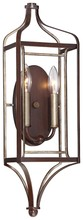 Minka-Lavery 4342-593 - 2 Light Wall Sconce