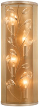 Minka-Lavery 4433-252 - 4 Light Wall Sconce