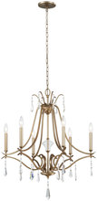 Minka-Lavery 4446-582 - 6 Light Chandelier