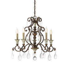 Savoy House 1-3001-5-8 - St. Laurence 5 Light Chandelier