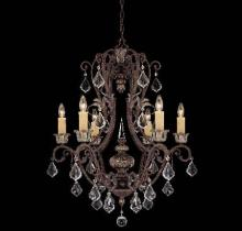 Savoy House 1P-1551-6-8 - Elizabeth 6 Light Chandelier