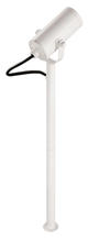 Eglo 85992A - 1X35W Outdoor Post Light w/ White Finish