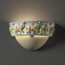 Justice Design Group KID-3360 - Carousel Wall Sconce