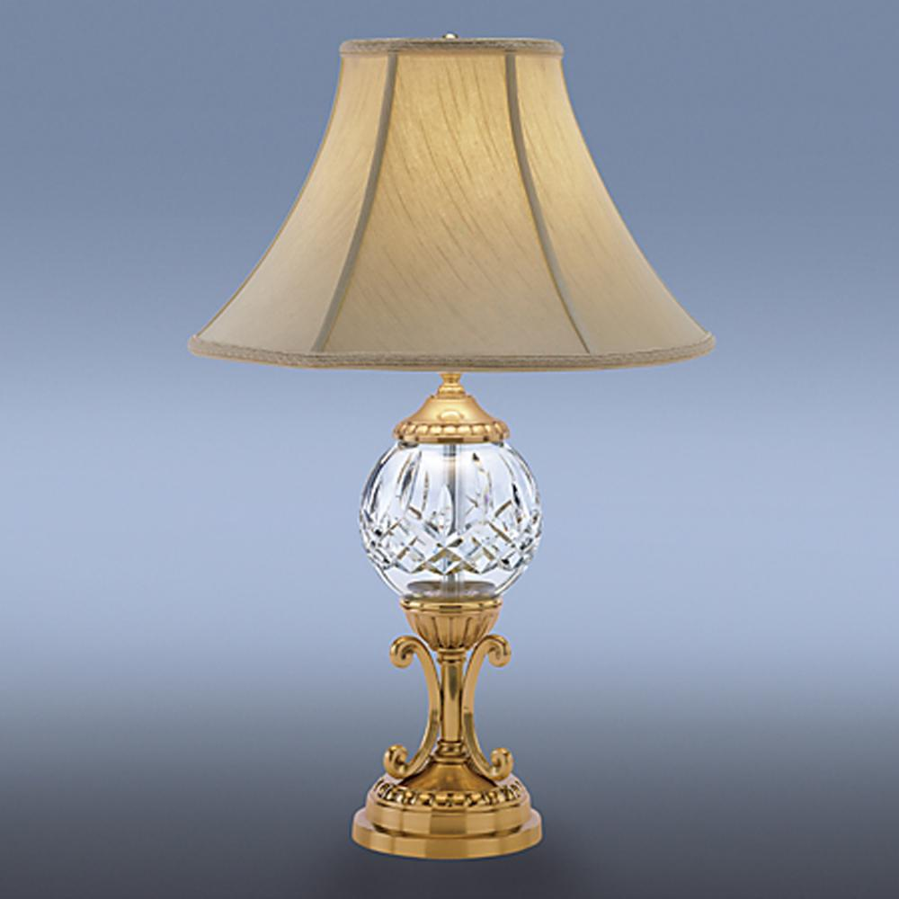 Brass table lamp 1096702400 flushing lighting brass table lamp geotapseo Images