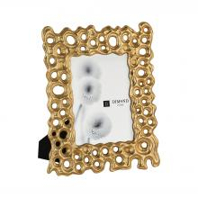 Dimond 8987-010 - Small Gold Rush Frame 4x6